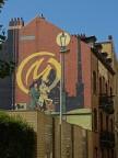Comics in Brussels: La Marque Jaune
